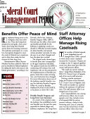 Federal Court Management Report