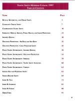 Traffic Safety Materials Catalog