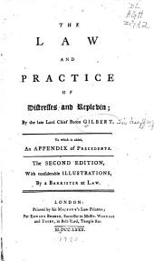 The Law and Practice of Distresses and Replevin
