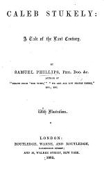 C. S. A Novel; by S. Phillips