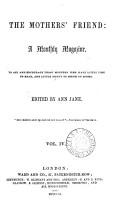 The Mothers  friend  ed  by Ann Jane PDF