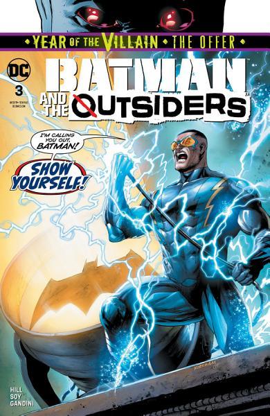 Batman & the Outsiders (2019-) #3