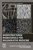 Nanostructured Biomaterials for Regenerative Medicine PDF