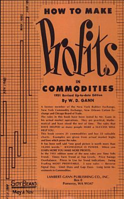 How to Make Profits Trading in Commodities PDF