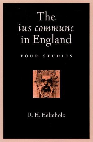 The ius commune in England