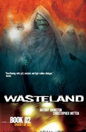 Wasteland Book 2: Shades of God