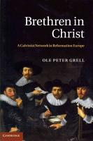 Brethren in Christ PDF