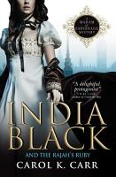 India Black and the Rajah s Ruby PDF