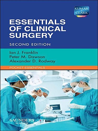 Essentials of Clinical Surgery E Book PDF