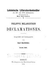 Declamationes