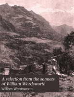 A Selection from the Sonnets of Wiliiam Wordsworth PDF