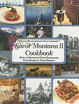 Savor Montana II Cookbook PDF