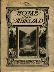 Home And Abroad Book PDF