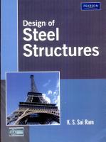 Design of Steel Structures PDF