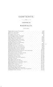 The Vertebrates of the Adirondack Region, Northeastern New York: Volume 1