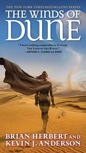 The Winds of Dune Book