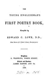 The young Englishman's first poetry book, compiled by E.C. Lowe