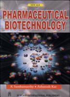 Pharmaceutical Biotechnology PDF
