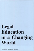 Legal Education In A Changing World