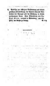 Neues Archiv des Criminalrechts. Hrsg. von Gallus Aloys Kleinschrod, Christian Gottlieb Konopak und C. J. A. Mittermaier: Band 1
