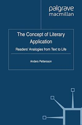 The Concept of Literary Application PDF