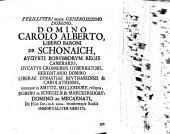 Exercitatio philol. de Spiritu Sancto sub externo linguarum ignearum symbolo cum apostolis communicato