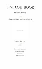 Lineage Book: Volume 9