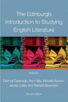 Edinburgh Introduction to Studying English Literature PDF