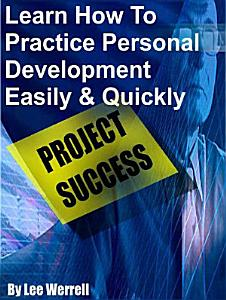 Learn How To Practice Personal Development Book