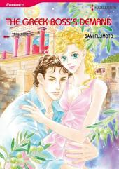 The Greek Boss's Demand: Harlequin Comics