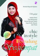 Chic In Style With Kerudung Segiempat