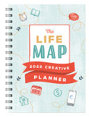 The Life Map 2022 Creative Planner