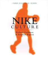 Nike Culture: The Sign of the Swoosh