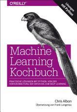 Machine Learning Kochbuch PDF