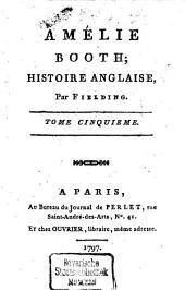 Amélie Booth: Histoire Anglaise. 5