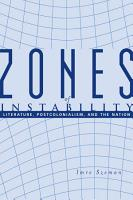 Zones of Instability PDF