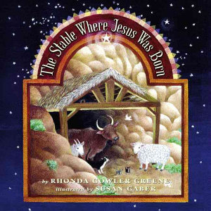 The Stable Where Jesus Was Born Book