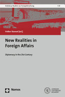 New Realities in Foreign Affairs PDF