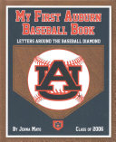 My First Auburn Baseball Book