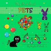 My First Book PETS: Engage and Interact with Baby from Birth