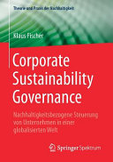 Corporate Sustainability Governance PDF