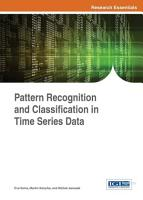 Pattern Recognition and Classification in Time Series Data PDF
