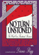 Download No Turn Unstoned Book