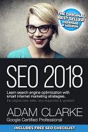 Seo 2018 Learn Search Engine Optimization With Smart Internet Marketing Strateg Book