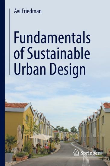 Fundamentals of Sustainable Urban Design PDF