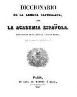 Diccionario De La Lengua Castellana  Por La Academia Espanola PDF