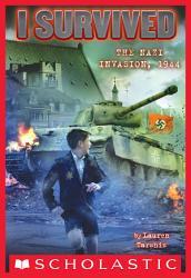 I Survived The Nazi Invasion 1944 I Survived 9  Book PDF