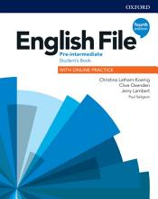 English File 4E Pre intermediate Student Book PDF