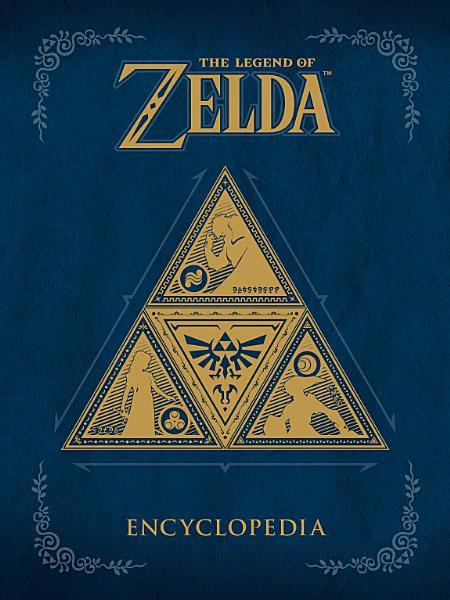 Download The Legend of Zelda Encyclopedia Book
