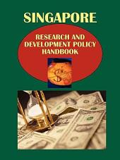 Singapore Research and Development Policy Handbook